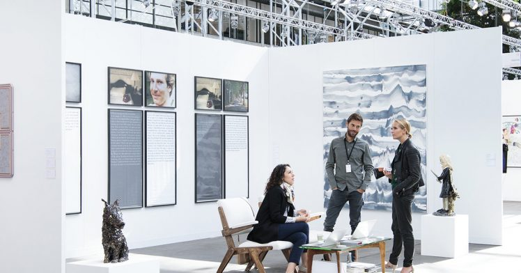 Skills in the Art World: Gallery Management, Marketing, and Curating