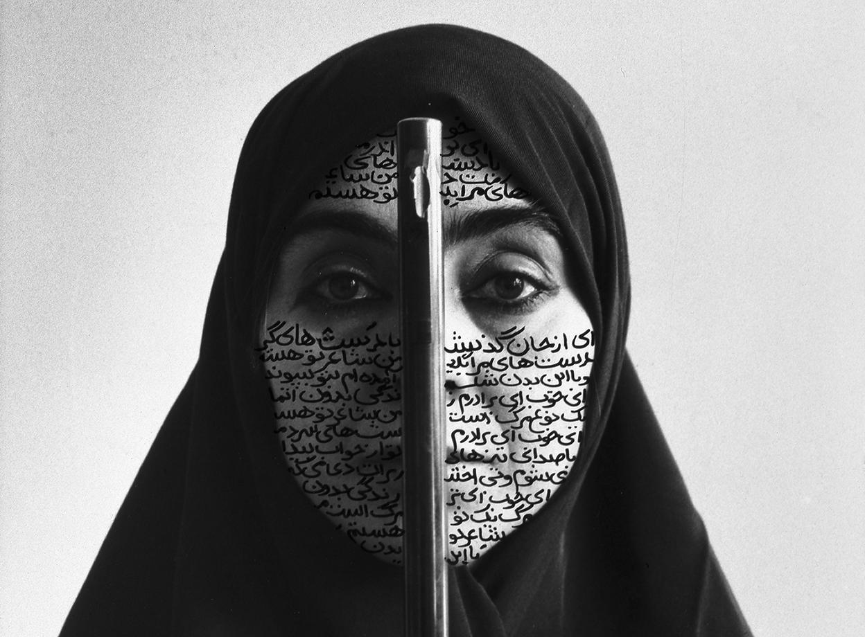 Artist Speaker Series: A Conversation with Shirin Neshat