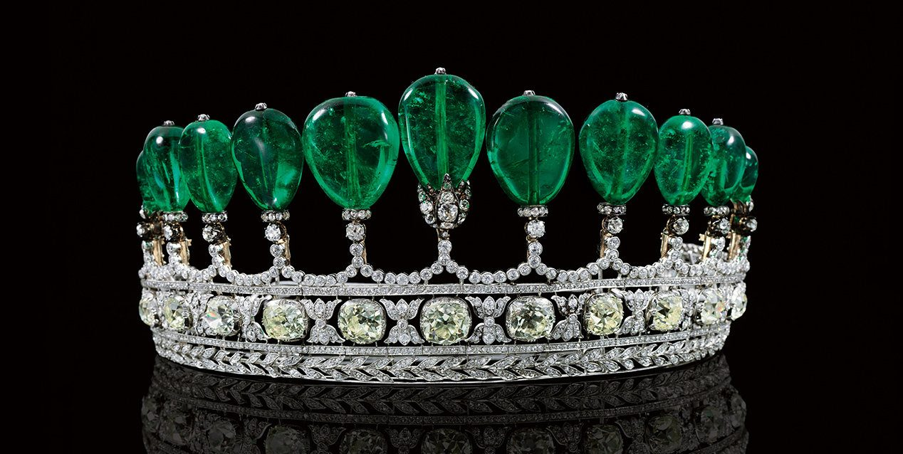 Royal and Noble Jewels: History, Style and Splendour, 1600-Today