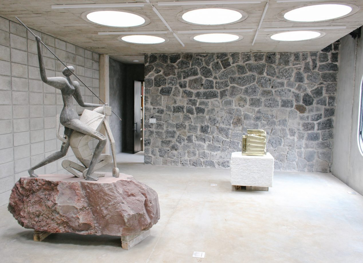 Gallery Management and Art Logistics