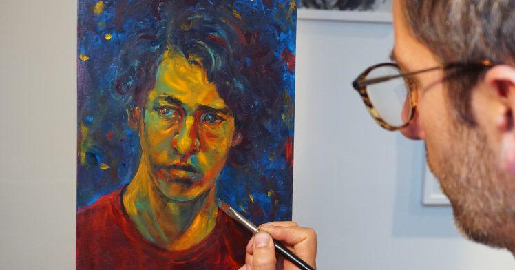 Fine Art Studio: Portraiture