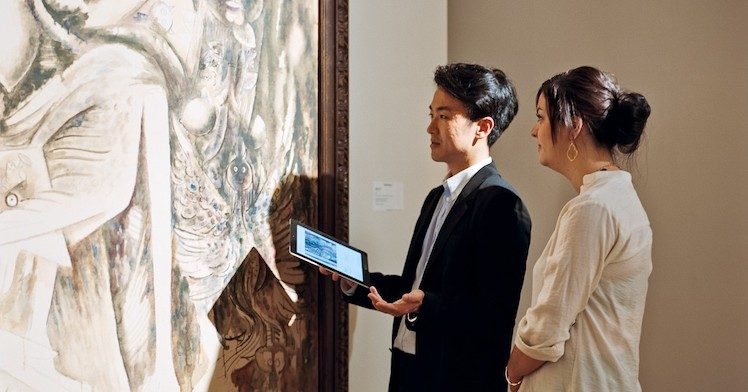 Understanding Online Art Markets